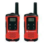 Motorola T40 talkie-walkie avis